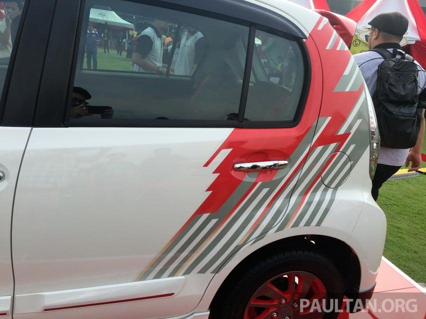 Perodua Myvi celebrates 10th anniversary – limited edition Commemorative Myvi revealed, 10 units only Image #342437