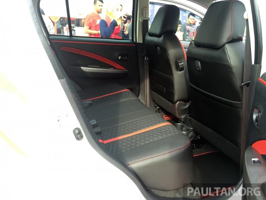Perodua Myvi celebrates 10th anniversary – limited edition Commemorative Myvi revealed, 10 units only Image #342430