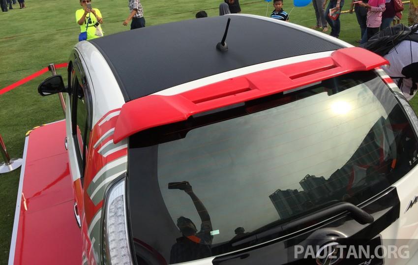 Perodua Myvi celebrates 10th anniversary – limited edition Commemorative Myvi revealed, 10 units only Image #342432
