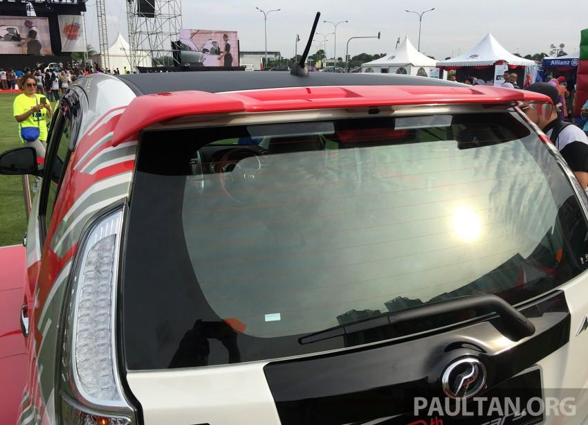 Perodua Myvi celebrates 10th anniversary – limited edition Commemorative Myvi revealed, 10 units only Image #342433