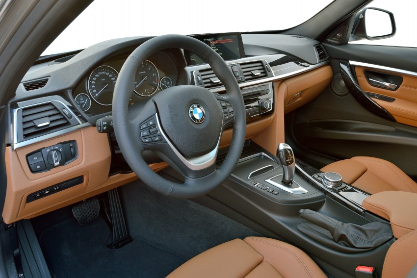 F30 BMW 3 Series LCI unveiled – updated looks, new engine lineup, 330e plug-in hybrid coming 2016 Image #336427