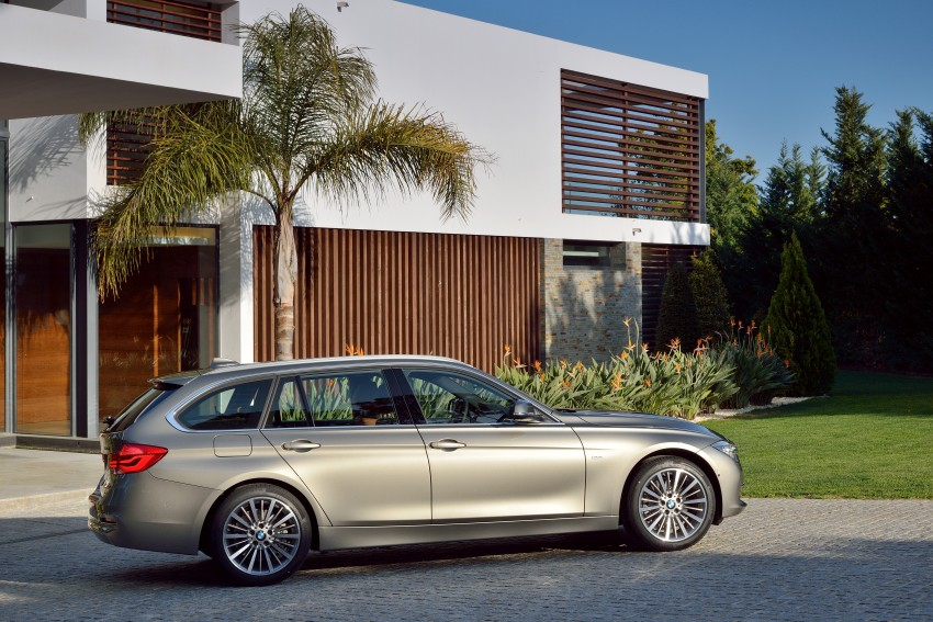 F30 BMW 3 Series LCI unveiled – updated looks, new engine lineup, 330e plug-in hybrid coming 2016 Image #336426