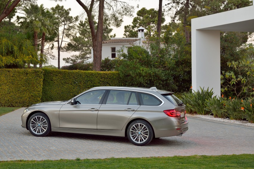 F30 BMW 3 Series LCI unveiled – updated looks, new engine lineup, 330e plug-in hybrid coming 2016 Image #336423