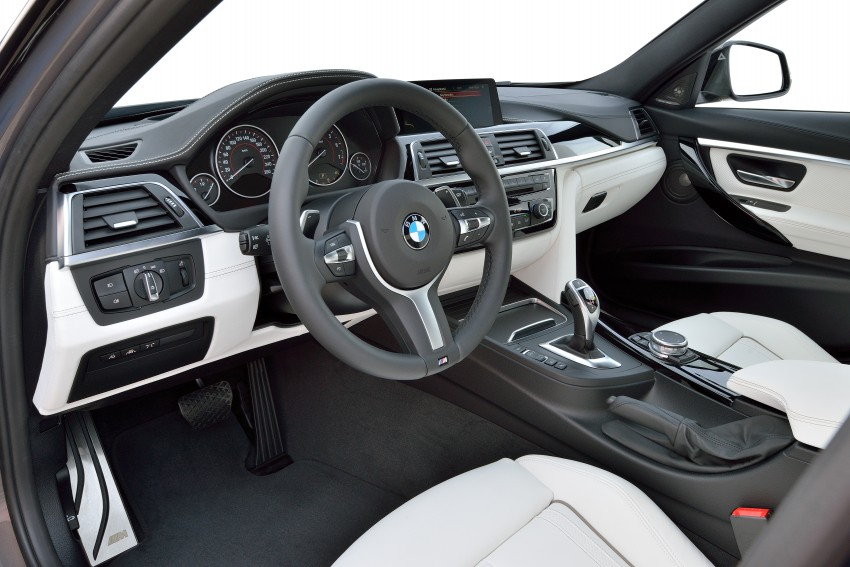 F30 BMW 3 Series LCI unveiled – updated looks, new engine lineup, 330e plug-in hybrid coming 2016 Image #336338