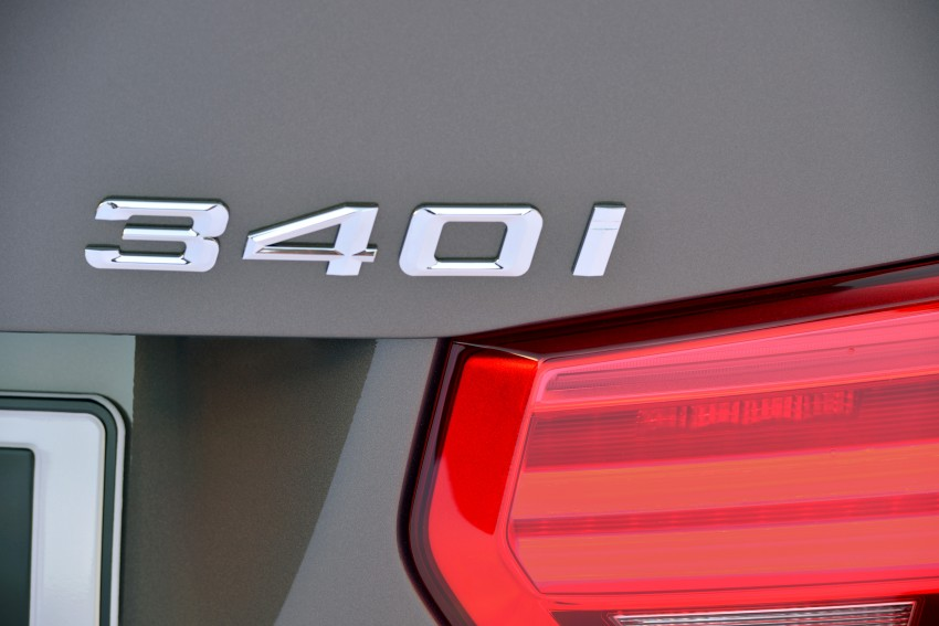 F30 BMW 3 Series LCI unveiled – updated looks, new engine lineup, 330e plug-in hybrid coming 2016 Image #336353