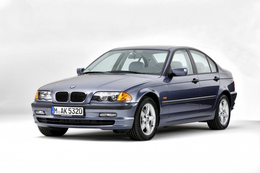 The BMW 3 Series – six generations over four decades Paul ...