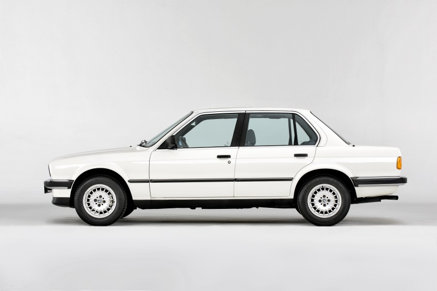 The BMW 3 Series – six generations over four decades Image #336771