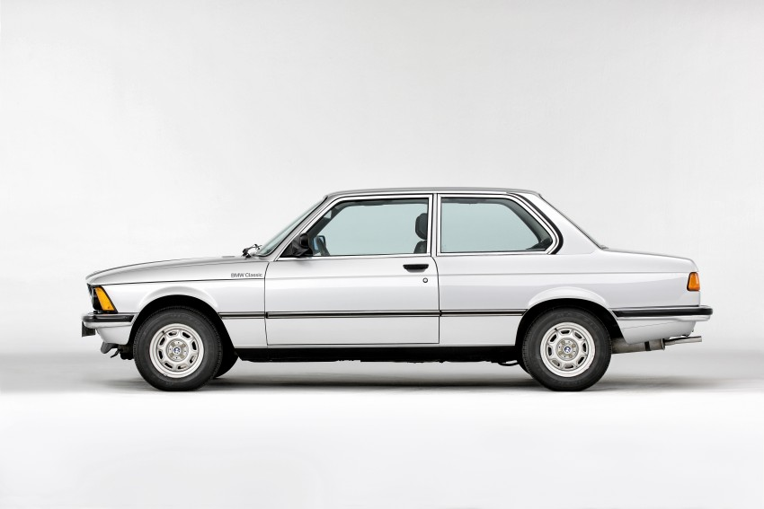 The BMW 3 Series – six generations over four decades Image #336764