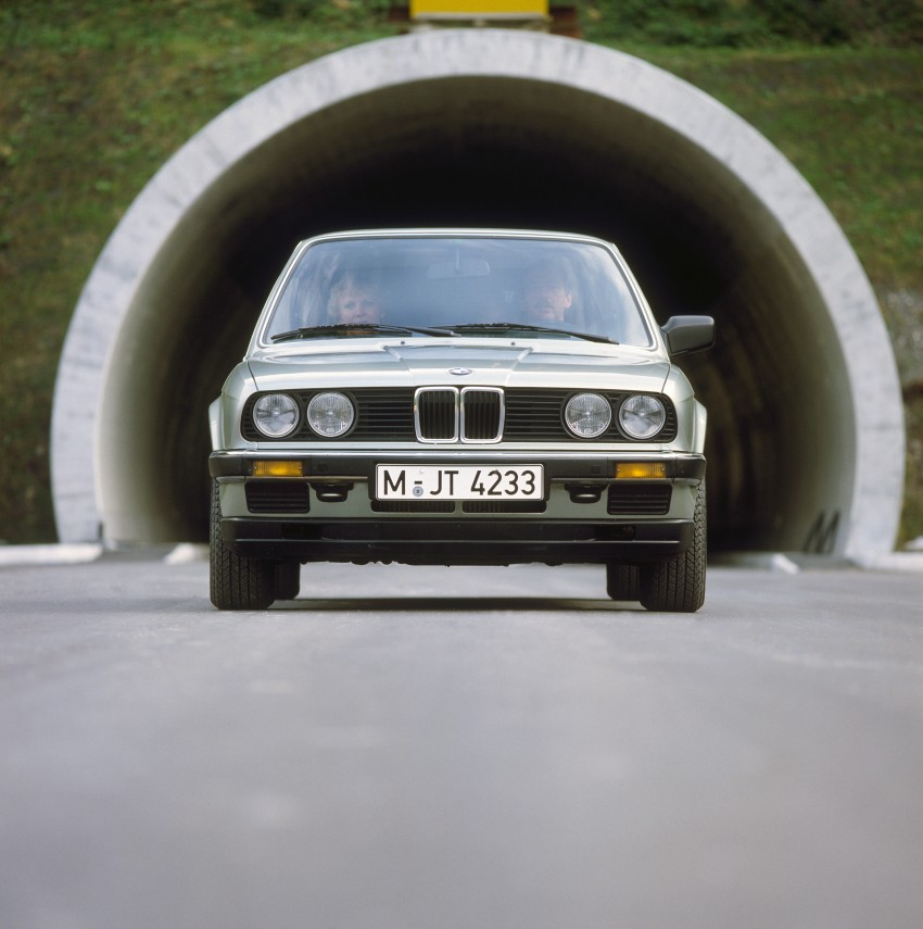 The BMW 3 Series – six generations over four decades Image #336774