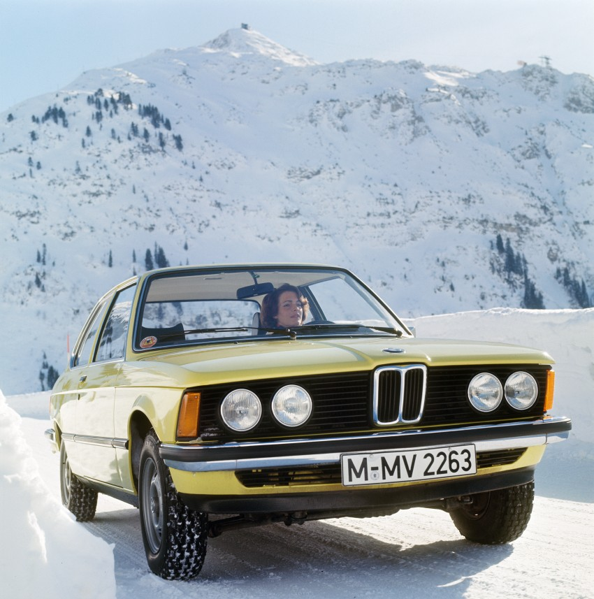 The BMW 3 Series – six generations over four decades Image #336768