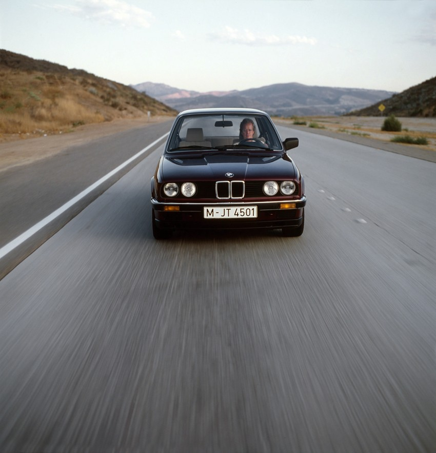 The BMW 3 Series – six generations over four decades Image #336777