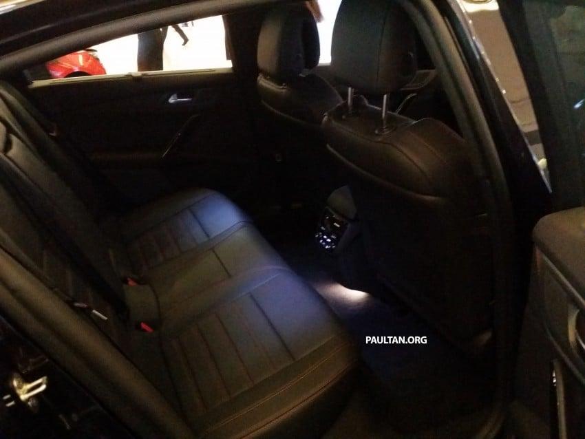 Peugeot 508 GT facelift previewed – RM205k estimated Image #338393