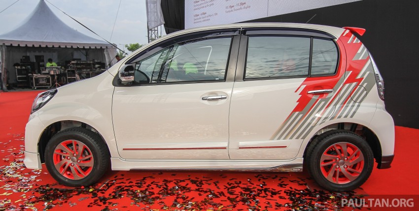 Perodua Myvi celebrates 10th anniversary – limited edition Commemorative Myvi revealed, 10 units only Image #342468