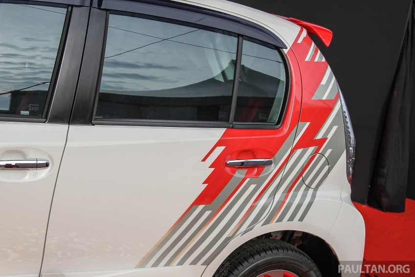Perodua Myvi celebrates 10th anniversary – limited edition Commemorative Myvi revealed, 10 units only Image #342472