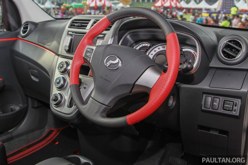 Perodua Myvi celebrates 10th anniversary – limited edition Commemorative Myvi revealed, 10 units only Image #342483