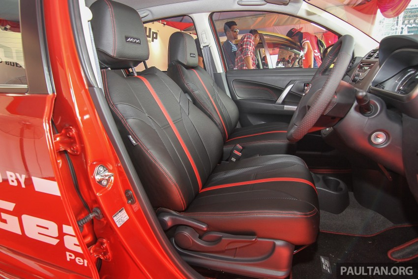 Perodua Myvi GearUp accessories – details and prices Image #342385