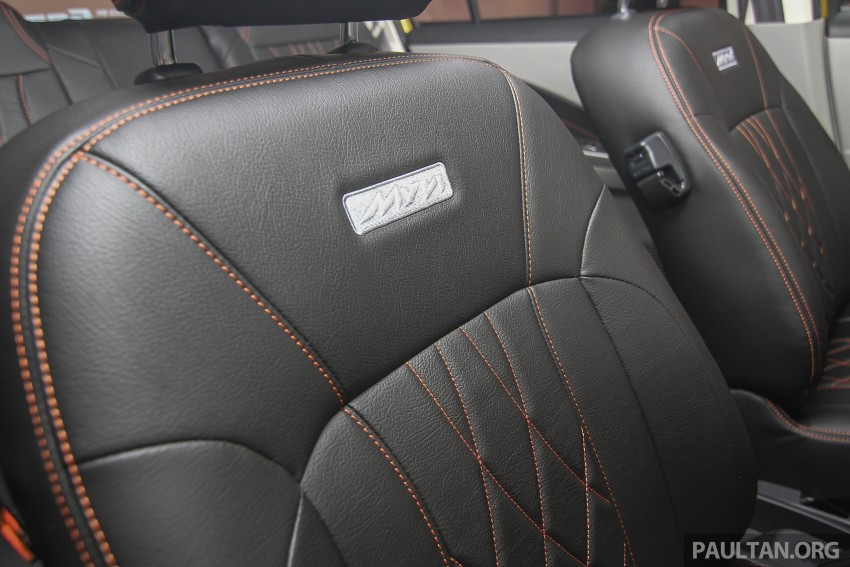 Perodua Myvi GearUp accessories – details and prices Image #342396