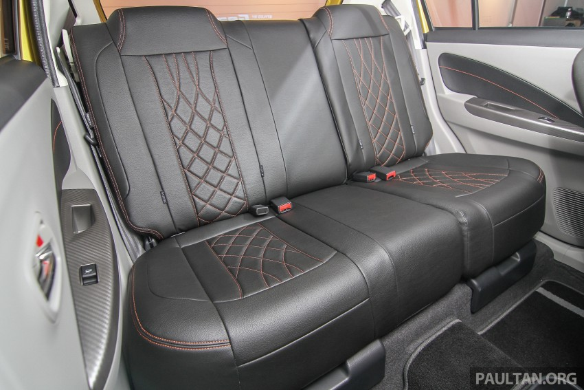 Perodua Myvi GearUp accessories – details and prices Image #342398