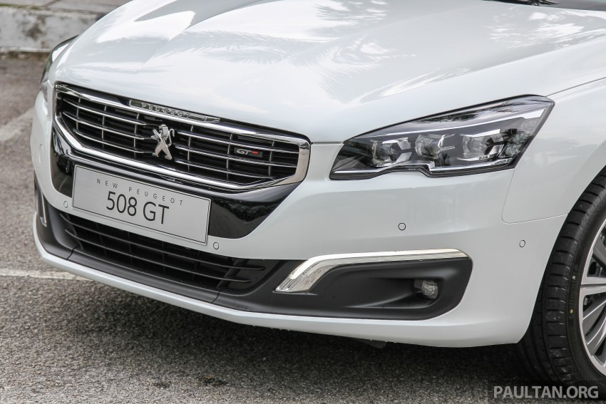 Peugeot 508 facelift launched in Malaysia – fr RM175k Image #344019