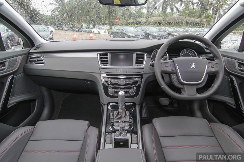 Peugeot 508 facelift launched in Malaysia – fr RM175k Image #344027