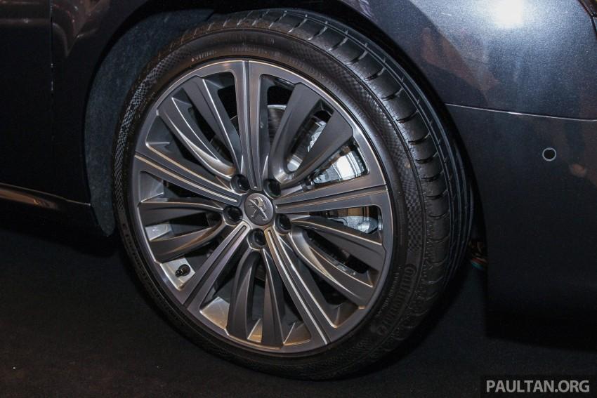 Peugeot 508 GT facelift previewed – RM205k estimated Image #338538