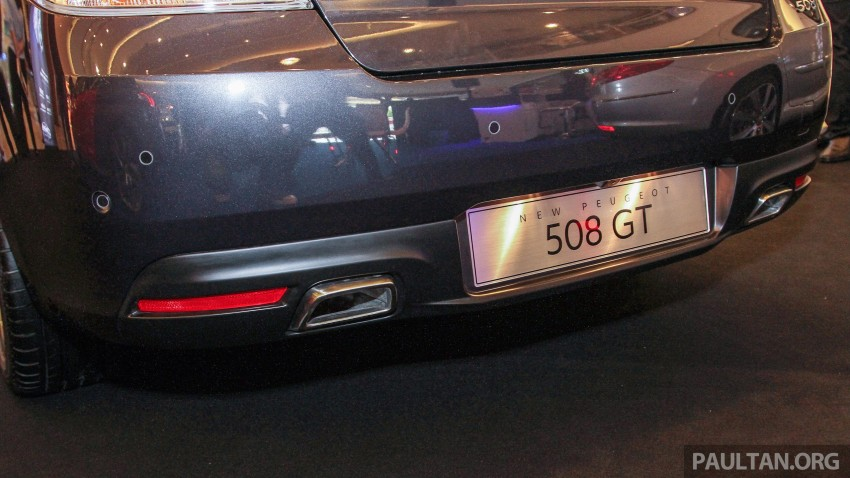 Peugeot 508 GT facelift previewed – RM205k estimated Image #338550