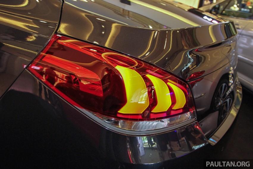 Peugeot 508 GT facelift previewed – RM205k estimated Image #338551