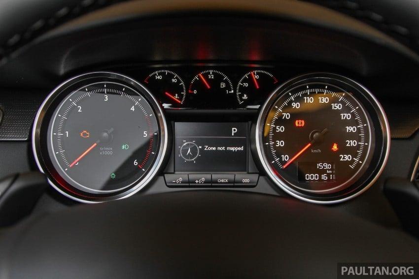 Peugeot 508 GT facelift previewed – RM205k estimated Image #338555