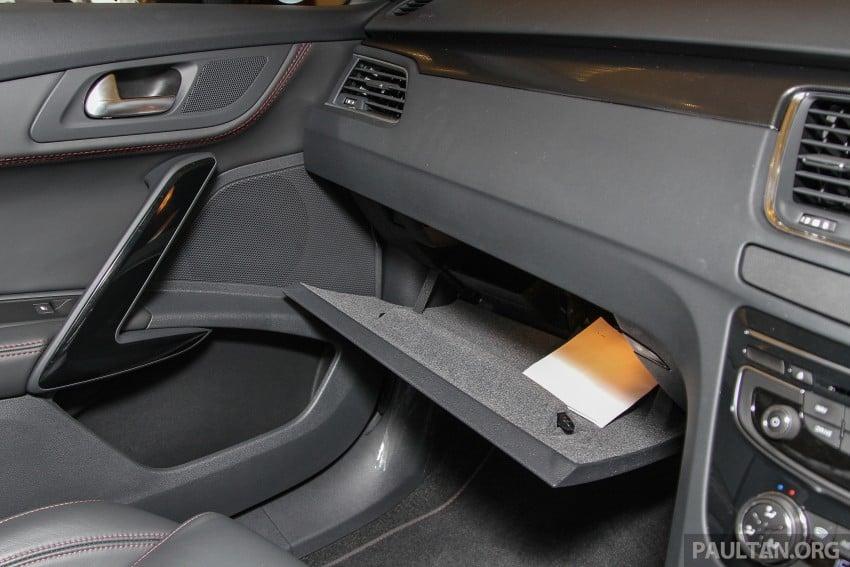 Peugeot 508 GT facelift previewed – RM205k estimated Image #338564