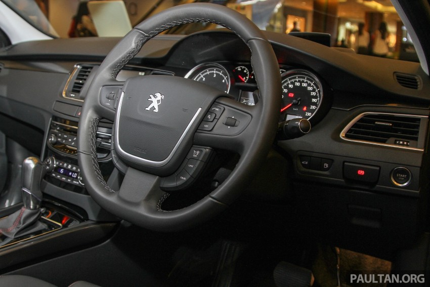Peugeot 508 GT facelift previewed – RM205k estimated Image #338566