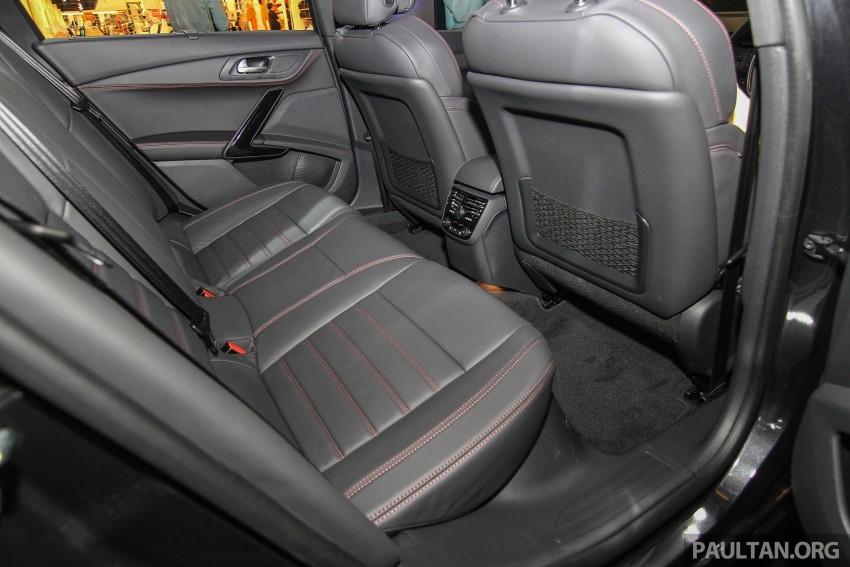 Peugeot 508 GT facelift previewed – RM205k estimated Image #338574