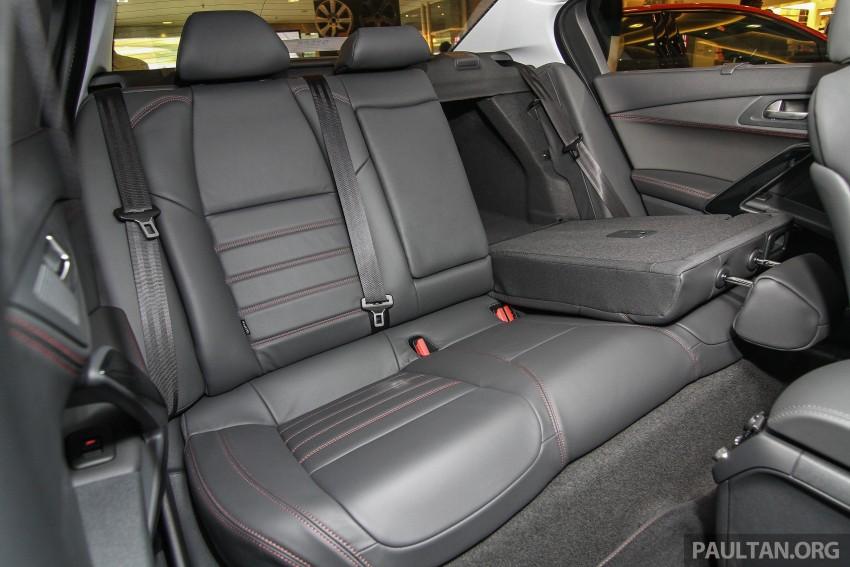 Peugeot 508 GT facelift previewed – RM205k estimated Image #338580