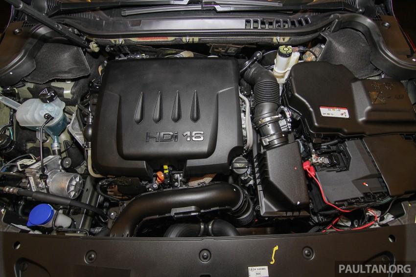 Peugeot 508 GT facelift previewed – RM205k estimated Image #338583