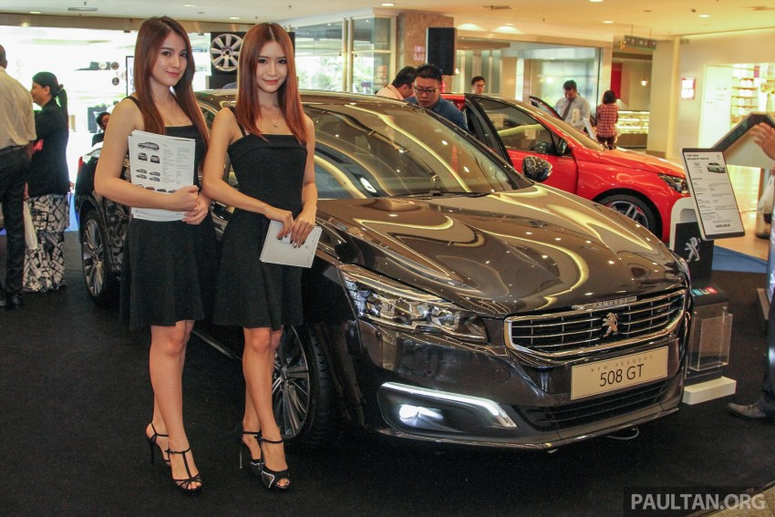 Peugeot 508 GT facelift previewed – RM205k estimated Image #338586