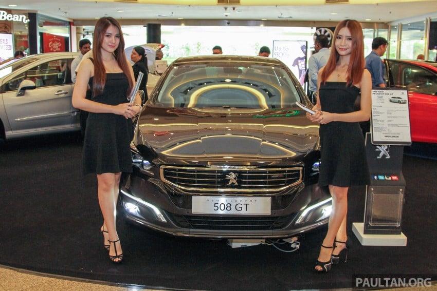 Peugeot 508 GT facelift previewed – RM205k estimated Image #338588