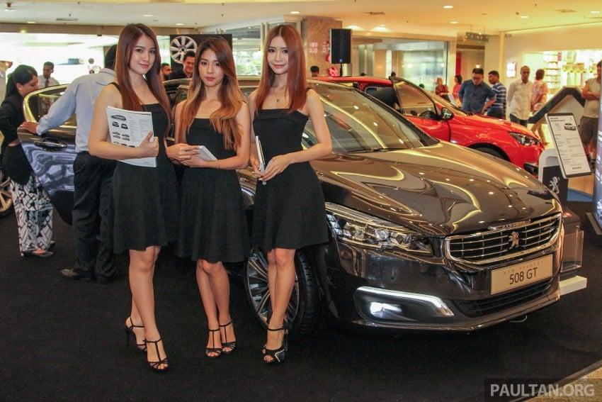 Peugeot 508 GT facelift previewed – RM205k estimated Image #338589