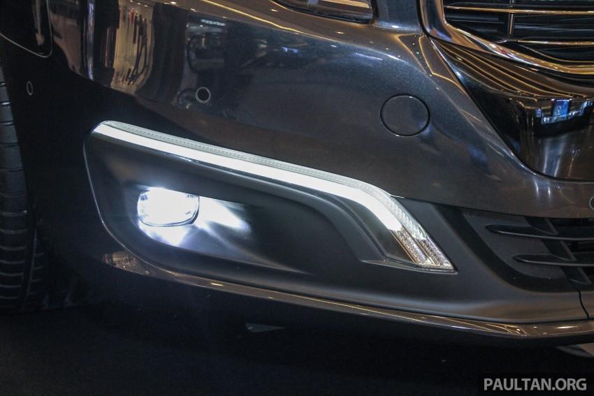Peugeot 508 GT facelift previewed – RM205k estimated Image #338533