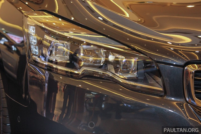 Peugeot 508 GT facelift previewed – RM205k estimated Image #338534
