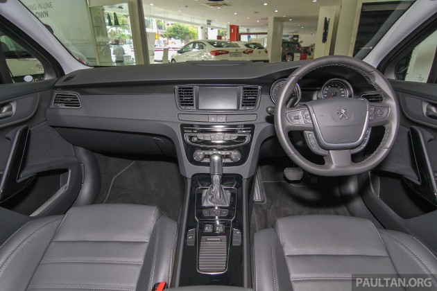 Peugeot 508 THP Facelift 40