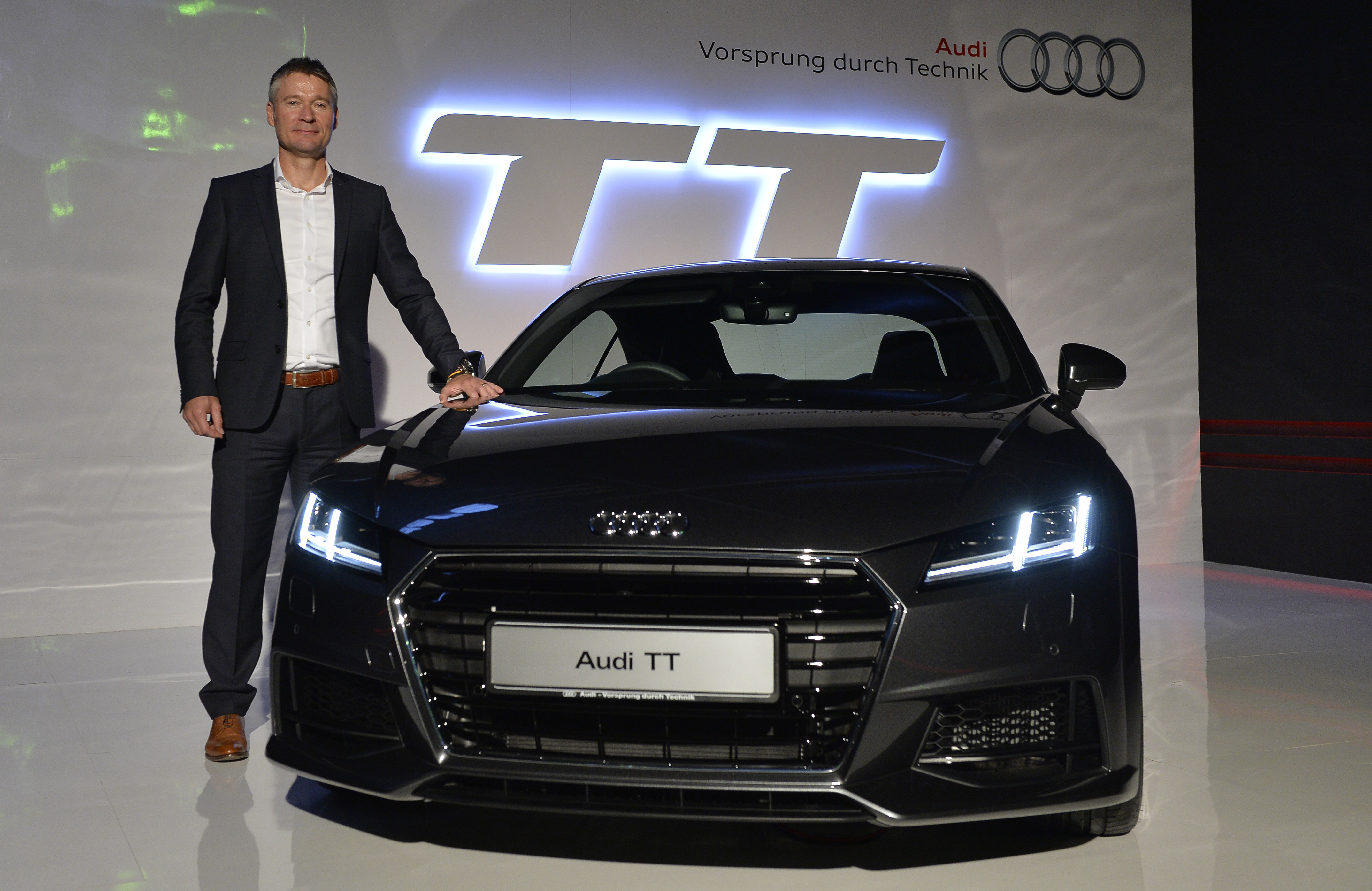 New Audi TT launched in Malaysia - 2.0 TFSI, RM285k ...