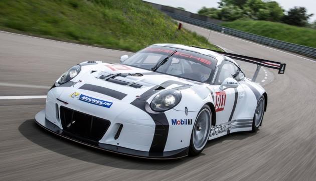 Porsche 911 GT3 R-01