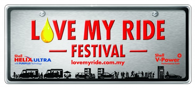 Love My Ride Festival By Shell