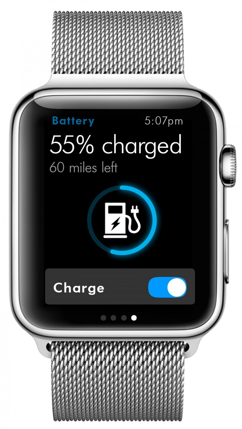 VW introduces Car-Net app for the Apple Watch Image #335487