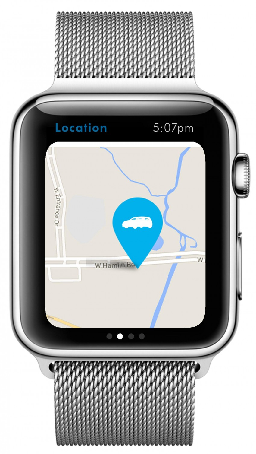 VW introduces Car-Net app for the Apple Watch Image #335489