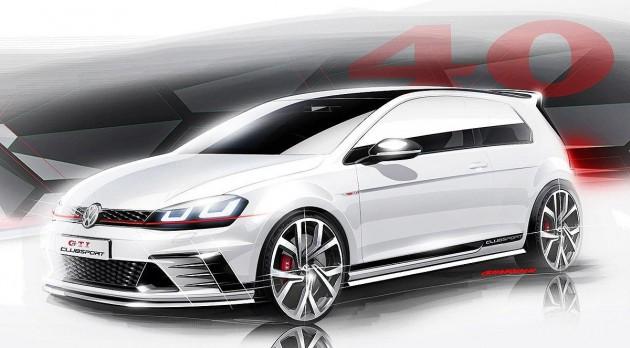 VW Golf GTI Clubsport 01