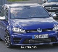VW Golf R400 2