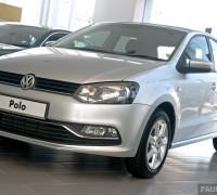 Volkswagen Polo Facelift 1