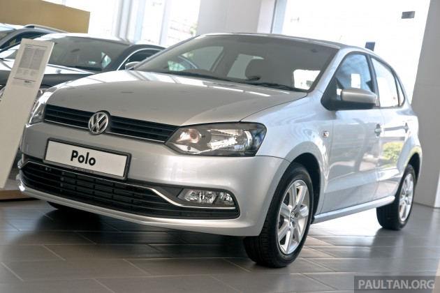 Volkswagen Polo Facelift 1