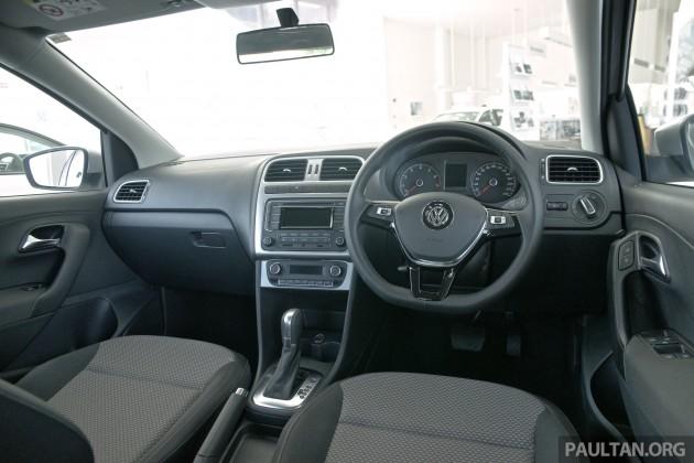 Volkswagen Polo Facelift 16