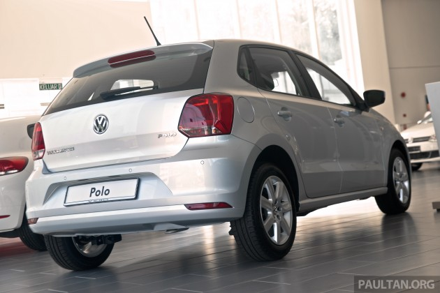 Volkswagen Polo Facelift 4